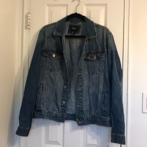 Men's Jean Jacket (also good for girls)